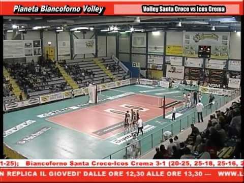 """Pianeta Biancoforno """"Volleysantacroce vs Crema"""""""