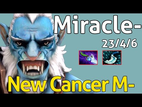 Miracle- Dota 2 : Phantom Lancer - [Carry] New Cancer M-