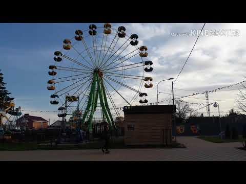 Кореновск. Городской парк. Сколько стоит жилье в Кореновске