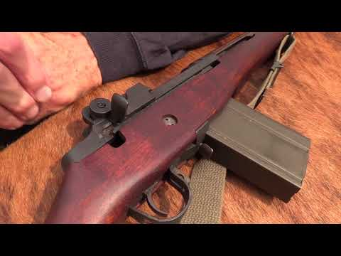 "LRB  M14 SA  ""Authentic Vietnam Era"""