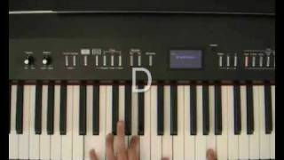 Michael Jackson - Man In The Mirror Piano Tutorial.wmv