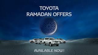 Toyota - Ramadan Offers 2018