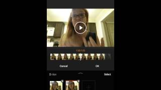 How to speed up or slow down videos in vivavideo