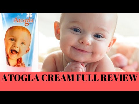 ATOGLA CREAM FULL REVIEW BEST MOISTURIZING CREAM FOR BABY from YouTube · Duration:  2 minutes 23 seconds