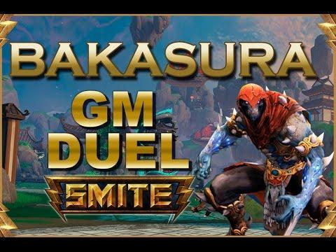 SMITE! Bakasura, Seguimos en el meta?! GM Duel #19