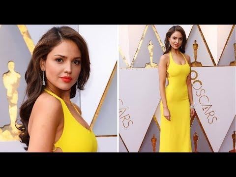 Eiza González Habla Del Vestido Amarillo Que Usó En Los Oscar