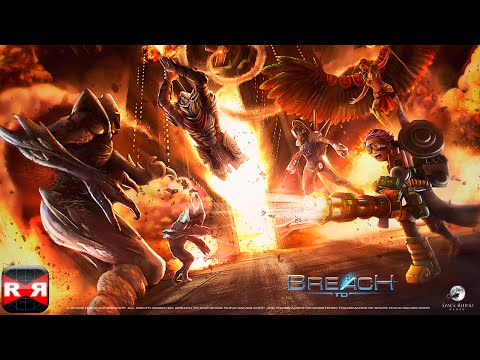 BreachTD (By Space Rhino Games) - IOS Gameplay Video