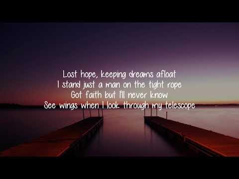 Tom Walker  - Angels (Lyrics Video)