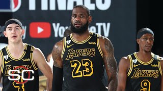 Breaking down the Lakers' big win vs. the Heat in Game 2 of the 2020 NBA Finals | SportsCenter