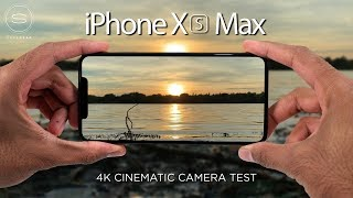 iPhone XS Max Camera Test - 4K Cinematic