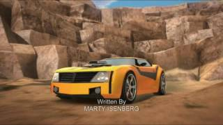 Transformers Prime   Едим на дискотеку