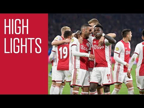 Highlights Ajax - Heracles Almelo