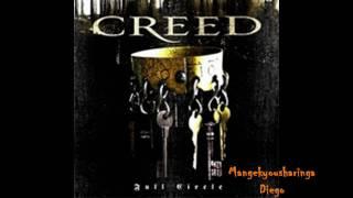 On my sleeve - Creed