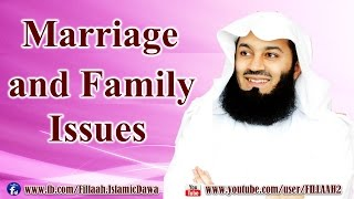 Marriage and Family Issues | Mufti Ismail Menk | in Abuja, Nigeria 08th Dec 2016