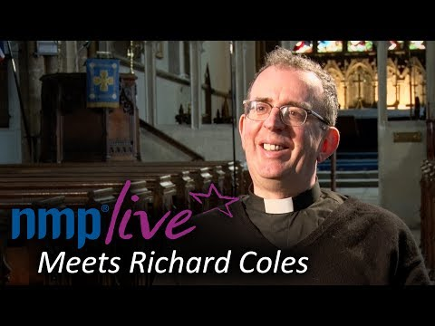 NMP Live Meets Reverend Richard Coles - Former Pop-star, Broadcaster and Priest