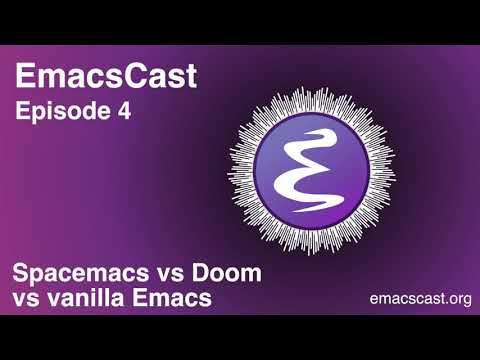 Spacemacs vs doom