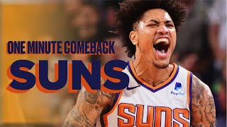 Phoenix Turn A Seven Point Deficit Into 12 Points In The Last Minute Of Epic Fourth Quarter Comeback
