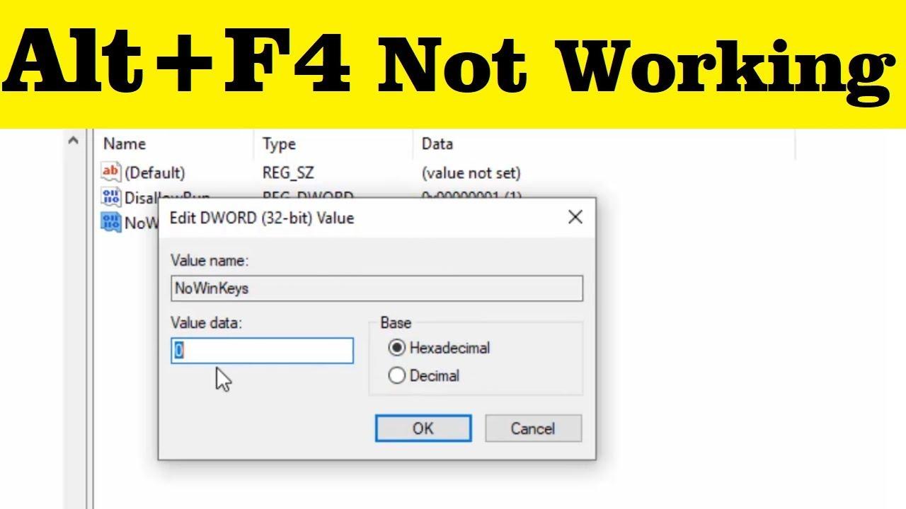 F4 alt