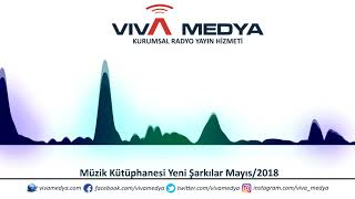 Yasal Müzik Yayını - Mayıs 2018 Mağaza müzikleri