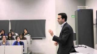 Conferencia con Íñigo Alli, promotor del movimiento Sindrome Up!