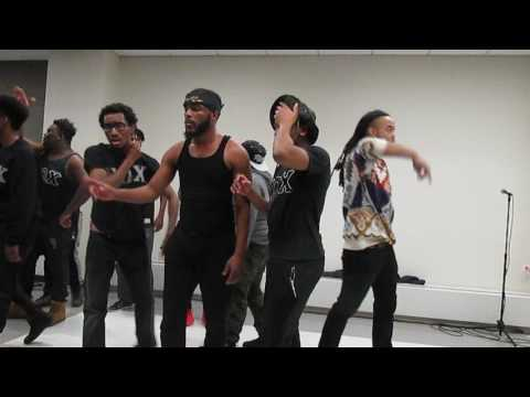 Brooklyn College Greeks Stroll Off (2nd Annual Black History Month Student Showcase)