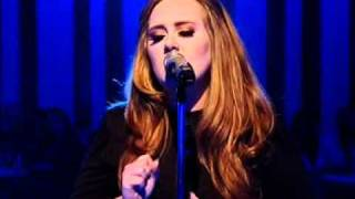 Adele Take It All Jools Holland Later Live May 2011