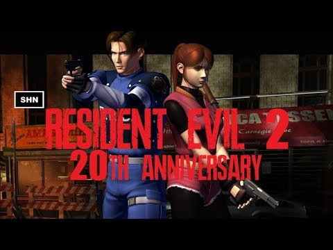 RESIDENT EVIL 2 20th Anniversary | Livestream Playthrough No Commentary