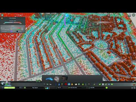 Cities Skylines - Buildings & Transportation