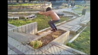 Just jump - Parkour and Freerunning (West Serbia)