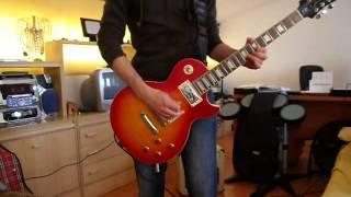 Buckcherry - Crazy Bitch - Guitar Cover