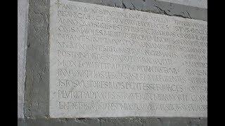 Pisa - Le epigrafi del Duomo - Spedizioni Pisane nel Mediterraneo 1/4