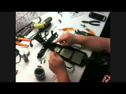 Matt Builds his RC10SC5M