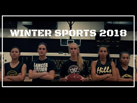 WINTER SPORTS 2018 | SUNNY HILLS HIGH SCHOOL