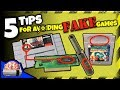 5 Tips to Avoid FAKE Video Games | How to spot Counterfeit Phony NES SNES GBA spotting