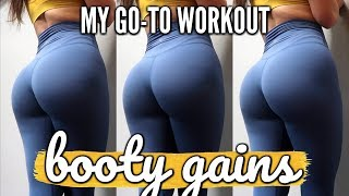 Video THICC BOOTY WORKOUT | Best Butt/Leg Workout | Booty Gain Train download MP3, 3GP, MP4, WEBM, AVI, FLV Juli 2018