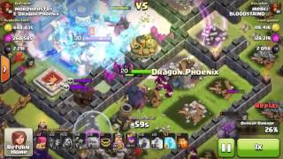 Clash Of Clans Glitch Ep2-The Moon Walking King