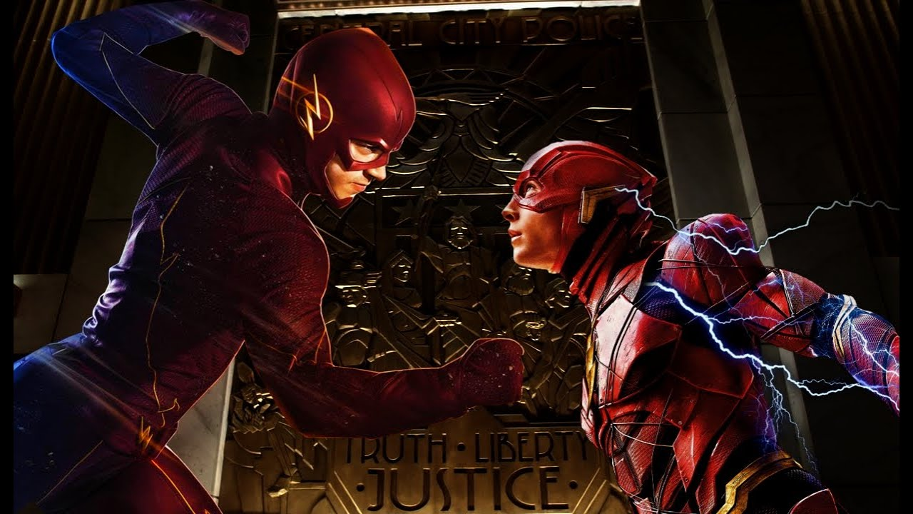 The flashes grant gustin ezra miller trailer youtube m4hsunfo Image collections