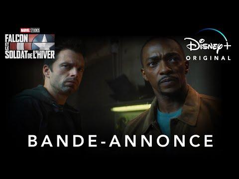 Falcon et le Soldat de l'Hiver - Bande-annonce officielle (VOST) | Disney+