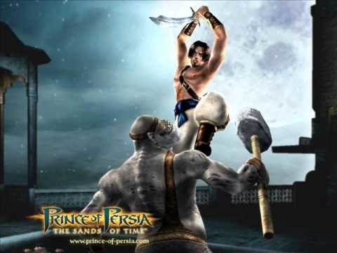 Prince of Persia The Sands of Time Soundtrack - 2nd Fight