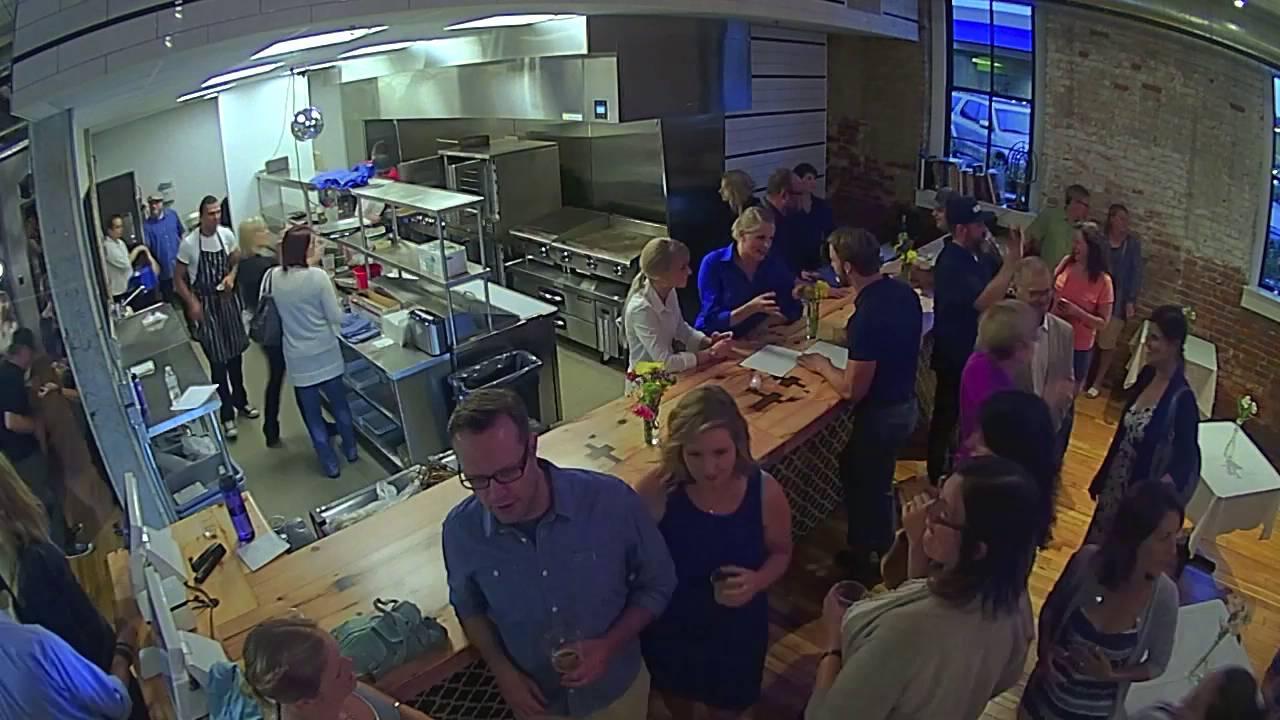 Bleu Duck Kitchen, Rochester, MN   Open House Time Lapse