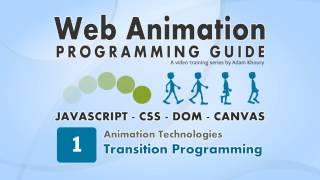WAPG 1 Transition Animation Programming CSS JavaScript