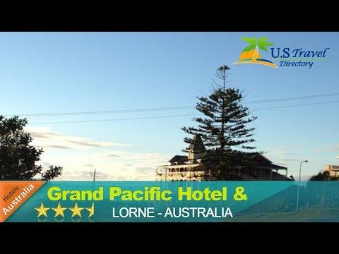 Grand Pacific Hotel & Apartments - Lorne Hotels, Australia