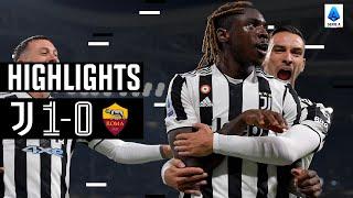 Juventus 1-0 Roma   Kean Goal Secures 4th Successive Win!
