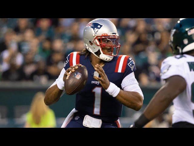 Cam Newton Released by NE Patriots – Mac Jones is Now Starting QB