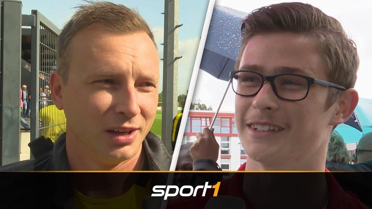 BVB vs. FCB: Wer hat den besseren Kader? Das sagen die Fans | SPORT1