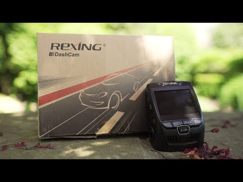Rexing V1P Car Dash Cam Review: Easy to Install, Easy to Use!