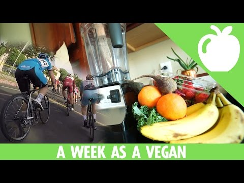 A Week in the Life of a Vegan Cyclist