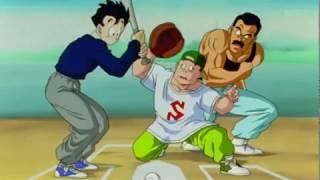 七龍珠 魔人布歐篇 悟飯 打棒球