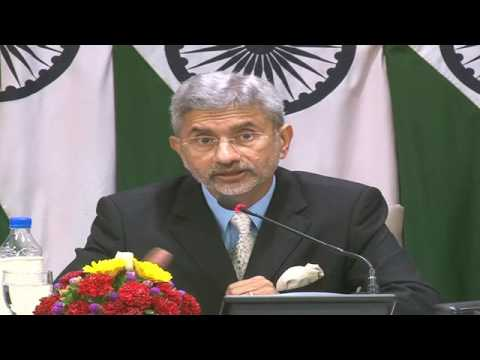 Media Briefing by Foreign Secretary on PM's 5 Nations Visit (June 03, 2016)