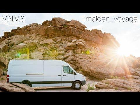 VNVS || maiden voyage